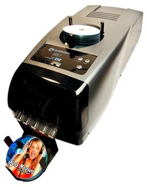 microboards impresora dvds