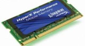 Nueva RAM de 2Gb para netbooks vía Kingston