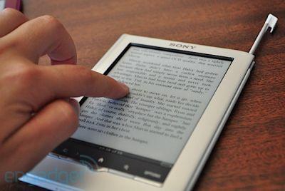 Sony presentó sus nuevos e-books que le darán batalla al iPad