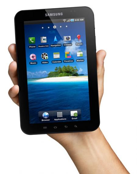 Sorpresa: El nuevo iPad es de Samsung