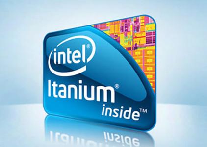 Intel y su nuevo procesador Itanium 9500