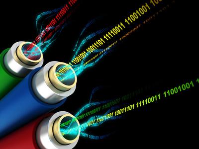 digital data wires
