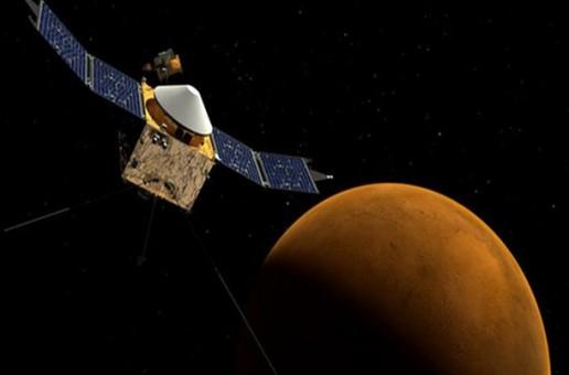 Marte recibe un nuevo visitante